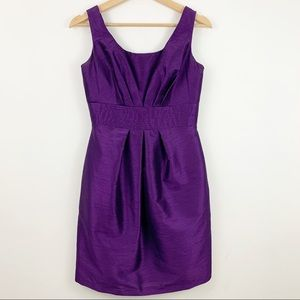 Alexia Designs Purple Sleeveless Formal Dress 6